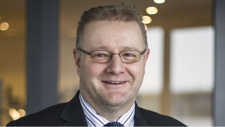 Christian Sallmann, Vertriebsleiter Deutschland bei Lancom Systems