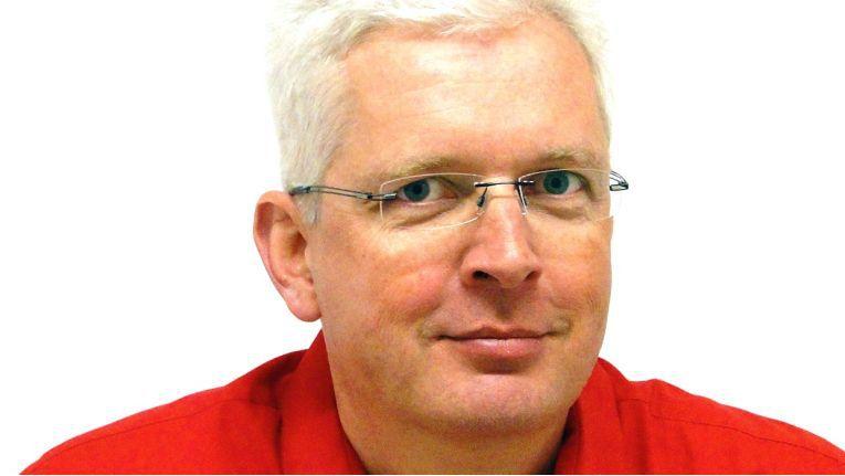 Stefan von Dreusche, Director Central Europe bei DataCore, hebt die Attraktivität der gemeinsamen Entwicklung mit Lenovo hervor.