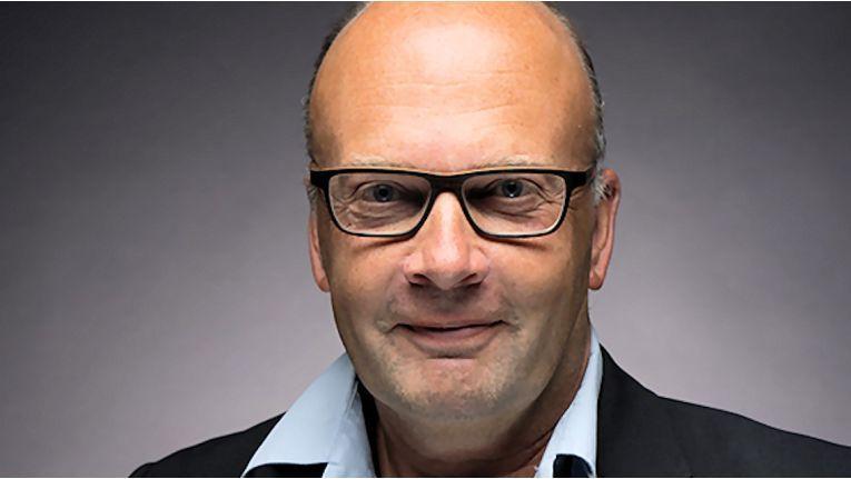 Johannes Borm, Marketingleiter bei ComLine, verspricht margenstarke Produkte für die Fachhandelspartner und stellt drei Meeting-Räume für Handel und Hersteller zur Verfügung.
