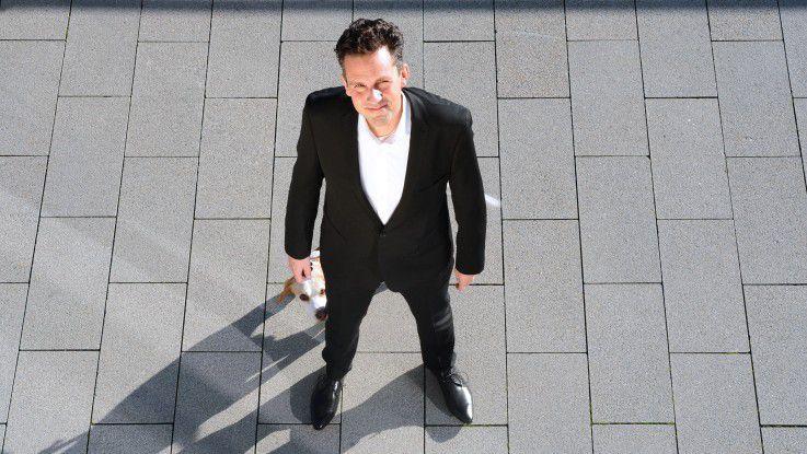 Martin J. Grosse ist neuer Marketing-Leiter für Microsoft in Deutschland.