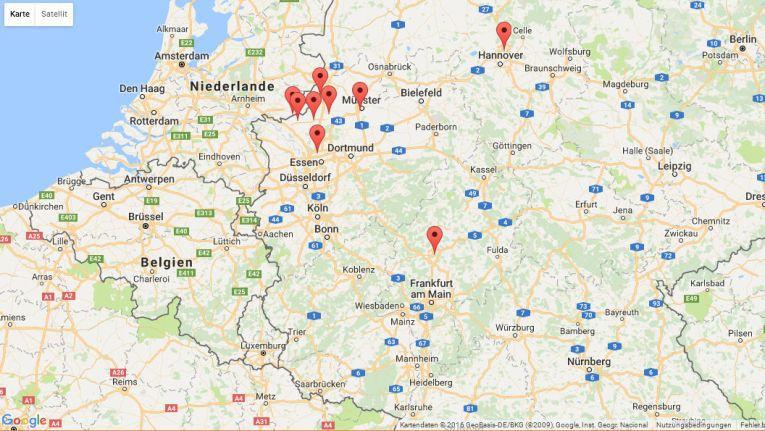 Netgo ist nun mit neun Niederlassungen in drei Bundesländern vertreten.