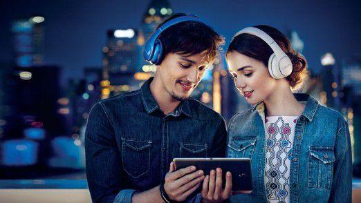 Während in Deutschland in Sachen Musik noch die CD angesagt ist, ist es in den USA das Streaming.