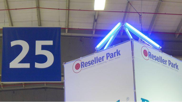 Tech Data Mobile wird in Halle 25 gleich in der Nachbarschaft des Reseller Parks den Stand aufschlagen.