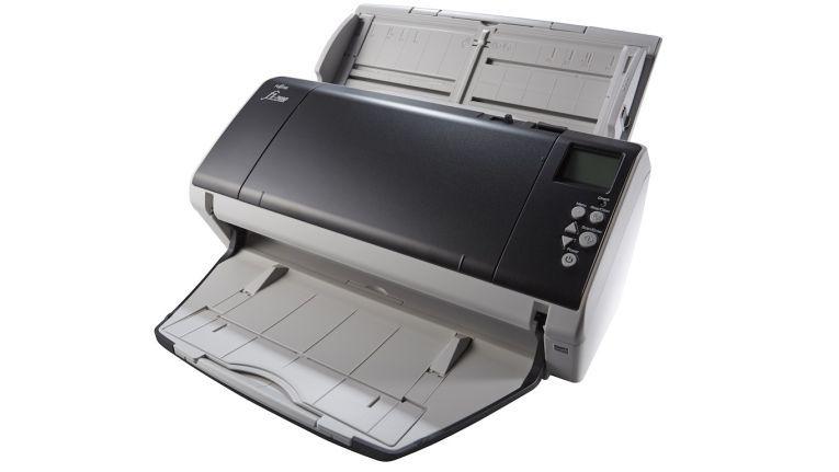 Als kompaktes Kraftpaket für Anwender in Verwaltung und Unternehmen, stellt PFU den Fujitsu fi-7480 Dokumentenscanner vor.