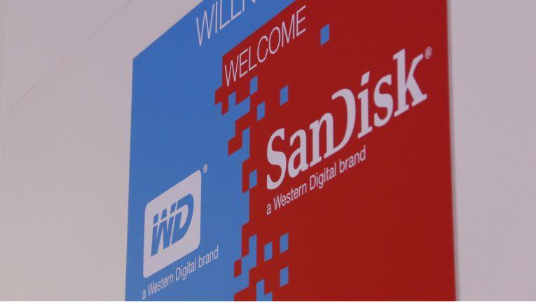 Gemeinsamer Konzern - getrennter Vertrieb: WD und Sandisk behalten zunächst ihre angestammten Vertriebsstrukturen.