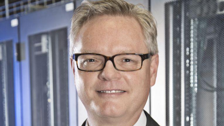 Donald Badoux, Managing Director bei Equinix Deutschland, betont, sein Unternehmen habe keinen Zugang zu den Kundendaten im Frankfurter RZ.