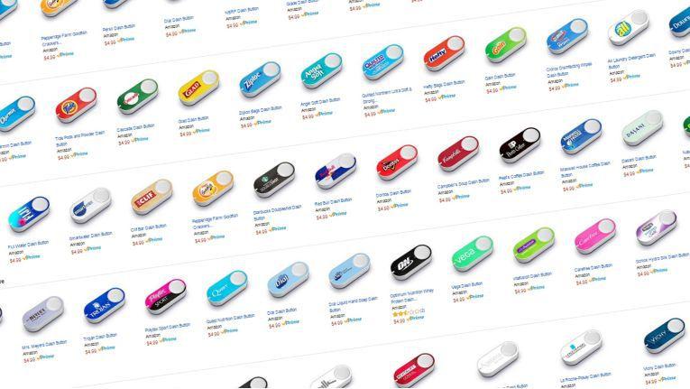 Noch gibt es keine Dash Buttons für Drucker-Supplies, doch einige Druckerhersteller nutzen bereits den ''Dash Replenishment Service'' von Amazon.