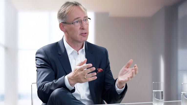 """Rüdiger Rath, CEO der Logicalis-Group in Deutschland: """"Im Data Center-Umfeld kann man nur mit der Kundengröße wachsen."""""""