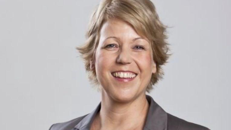 Marion Winkler, General Manager Germany Cloud Solutions bei Exact, freut sich darauf, Werbepartner Max Verstappen einmal persönlich zu treffen.