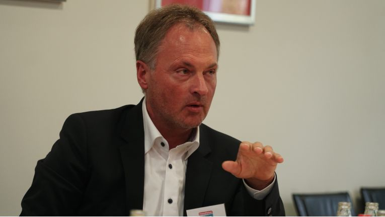 Andreas Rother, General Manager, ahd GmbH & Co.KG