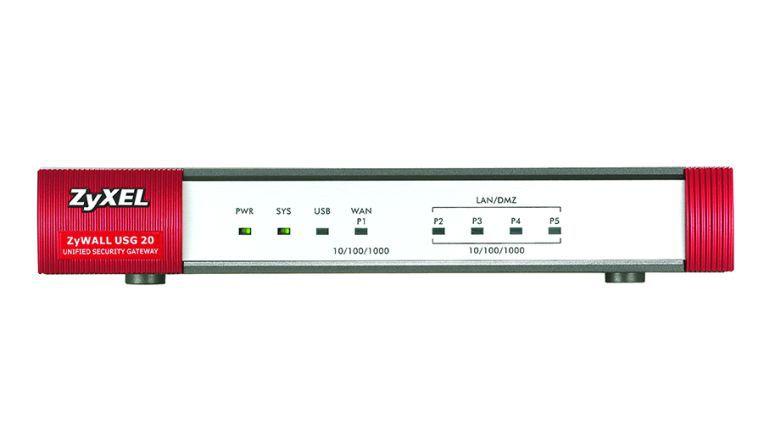 Vorübergehend kostenlos erhältlich für neue und bestehende Partner: USG 20 Firewall von Zyxel