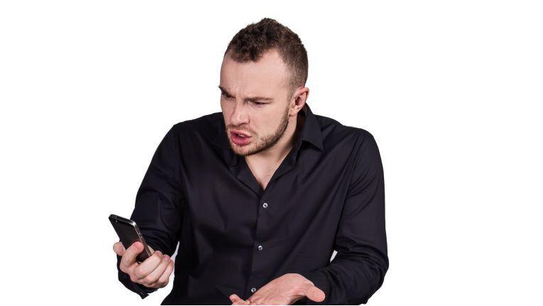 Was bedeuten die Fehlermeldungen auf dem iPhone?