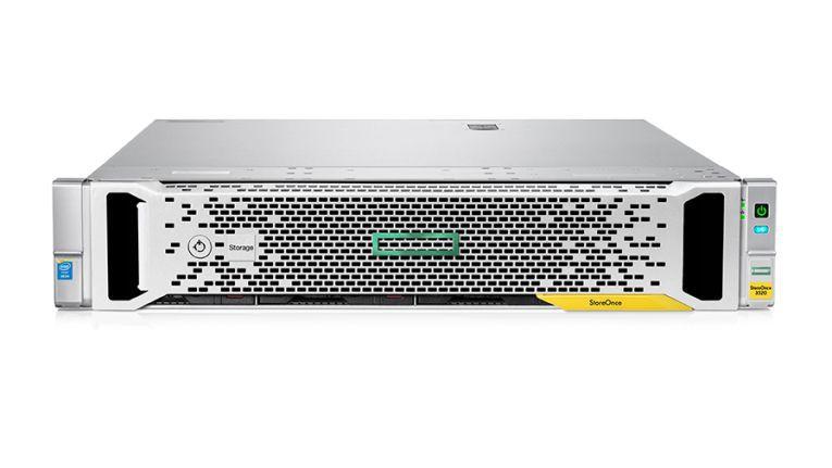 Flash-integrierte Wiederherstellung für 3PAR StoreServ: Storage-Appliance StoreOnce von HPE