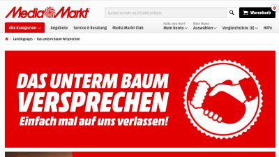 Vorteil von Multichannel-Strategie: Media Markt wirbt um Last-Minute-Weihnachtsshopper - Foto: Media-Saturn