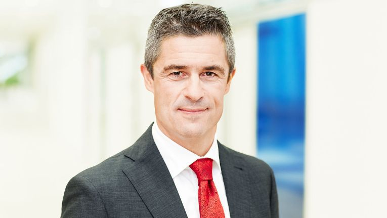 Michael Guschlbauer, Vorstand der Bechtle AG