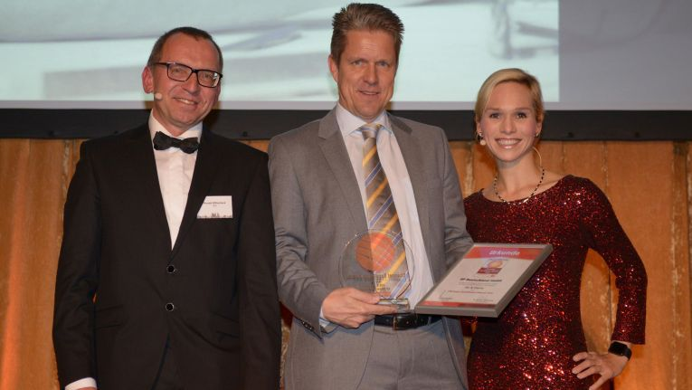 Anfang 2017 durfte Christian Mehrtens noch den Channel Excellence Award für HP in Empfang nehmen, nun findet er seine neue Heimat bei SAP.