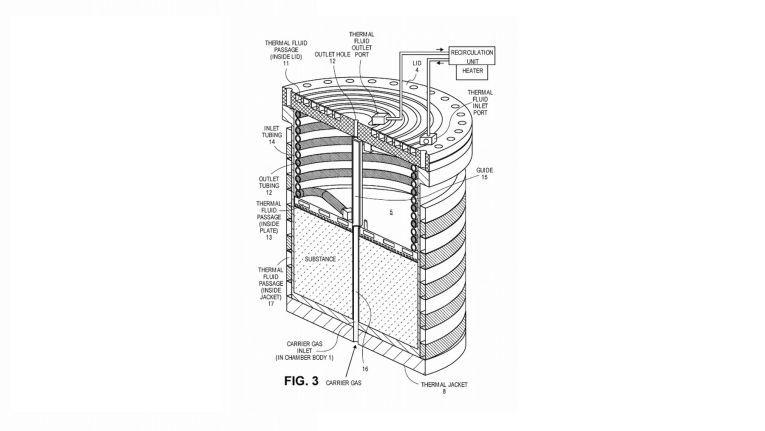 Ein neues Apple-Patent