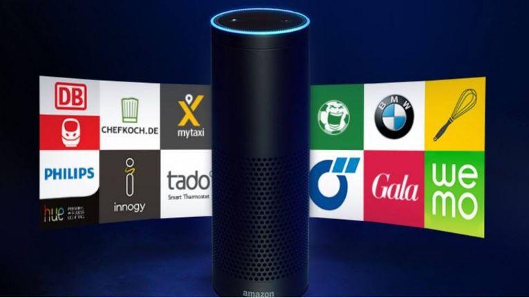 Amazon Alexa kann zur zentralen Bedieneinheit des Smart Home werden.