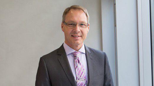 Uwe Scheuber, Director Hybrid IT – Hybrid IT Lead Fujitsu Central Europe