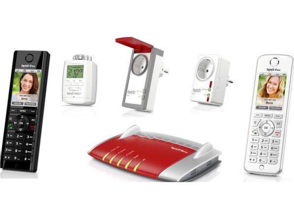 AVM: Smart Home mit Fritzbox und dem passenden Zubehör