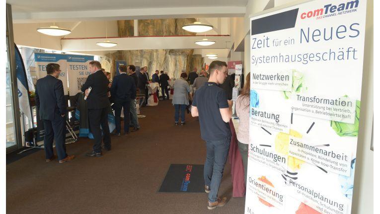 comTeam-Partner und interessierte Nicht-Mitglieder erfahren an zwei Veranstaltungen alles zum Thema All-IP