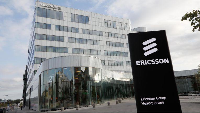 Unternehmenszentrale der Ericsson Group in Stockholm.