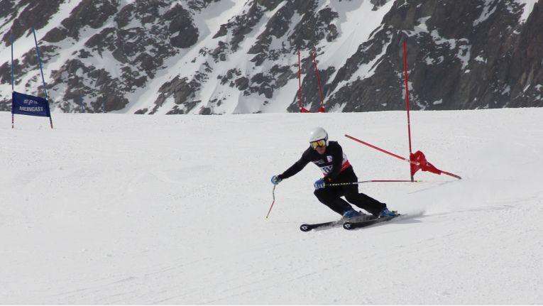 Zoltan Demeter (Syfit) verteidigte seinen Vorjahrestitel mit einer Zeit von 32,39 Sekunden.