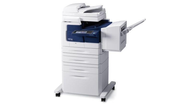 Die Solid-Ink.-Drucker der Xerox-ColorQube-Reihe 8700/8900 sollen laut Xerox noch bis mindestens 2022 unterstützt werden.