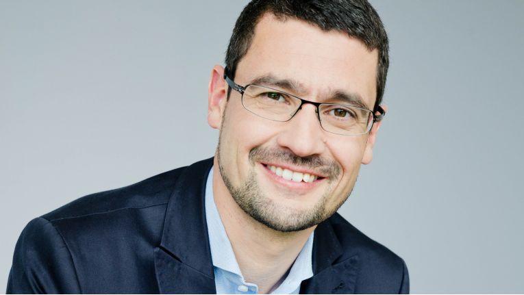 PayPal-Chef Frank Keller will seinen Kunden einen Mehrwert bieten