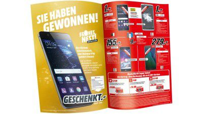Neue Werbeaktion: Media Markt verschenkt 1.000 Smartphones - Foto: Media-Saturn
