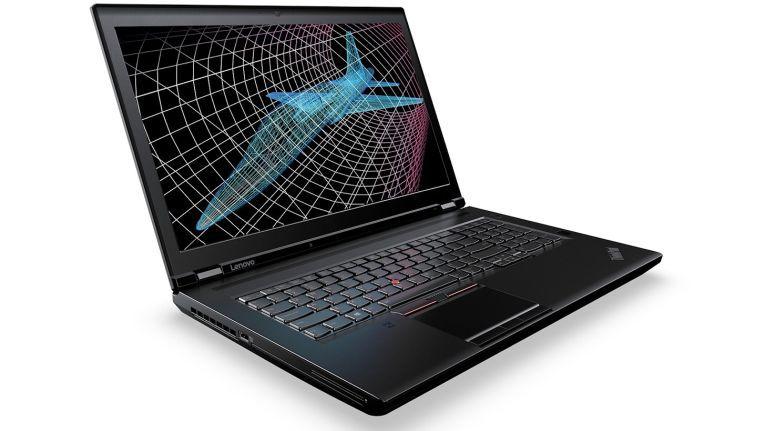 Lenovos ThinkPad P71 kommt mit großem Bildschirm und bis zu 16 GB Grafikpower der Nvidia Quadro P5000 daher.