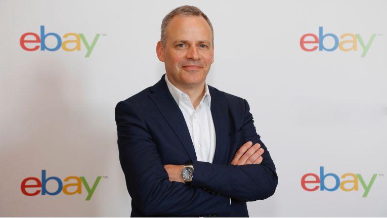 Zieht für seine neue Aufgabe als Deutschland-Chef von eBay von London nach Berlin: Eben Sermon