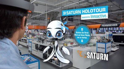 Nach HoloLens-Pilotprojekt: Saturn startet Virtual Reality Onlineshop - Foto: Media-Saturn