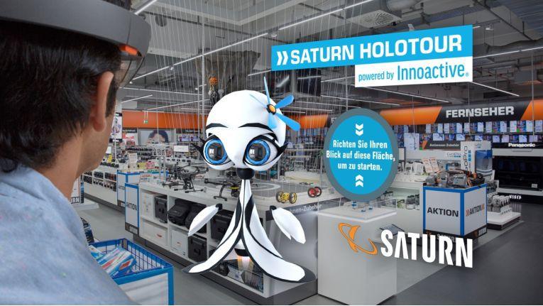 Nach dem virtuellen Instore-Shoppingassistenten Paula plant Saturn nun einen VR-Onlineshop