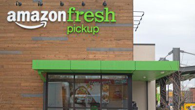"""Picker"" und clevere Software: Hinter den Kulissen von Amazon Fresh - Foto: SEASTOCK - shutterstock.com"
