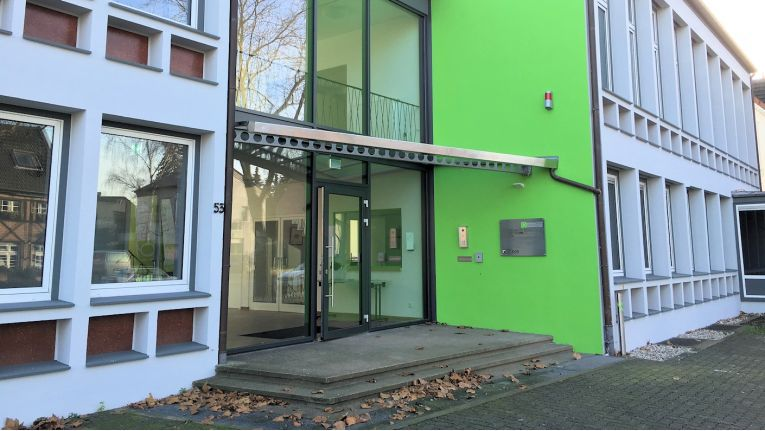 Das Dorstener Quarzhaus wurde 2015 aufwändig renoviert und dient Sector27 als Zweitsitz für die Web-Abteilung.