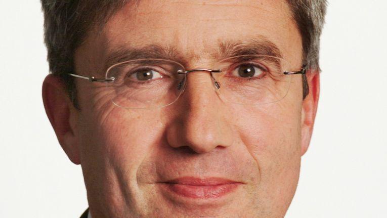 Alfred Neidhard, Bereichsvorstand der Bechtle AG, setzt auf Know-how und die Fördergelder des sogenannten Digitalpakts.