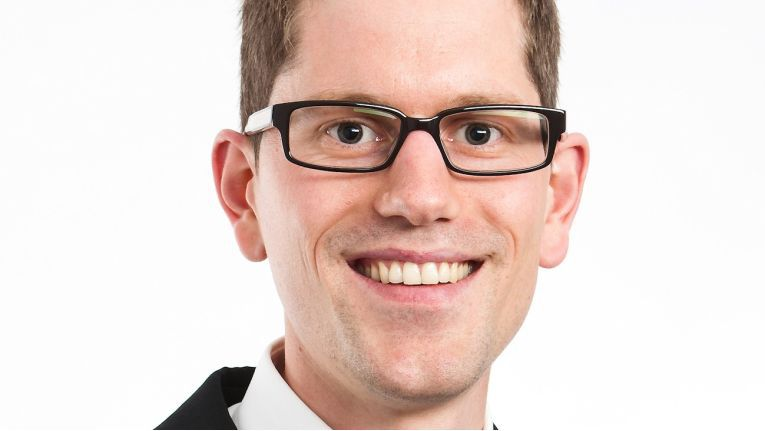 Martin Seeger, Geschäftsführer des Bechtle IT-Systemhaus Konstanz mit Standort im Nachbardorf Villingen, freut sich auf den Kompetenzzuwachs aus Schwenningen.