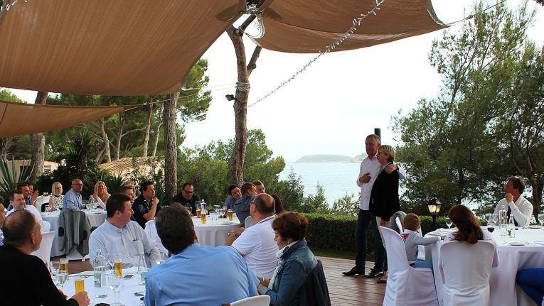 Regelmäßige Meetings der Nordanex Qualified Partner sorgen für einen Austausch über Markt und Projekte; so auch diese Partnertagung im Süden Mallorcas.
