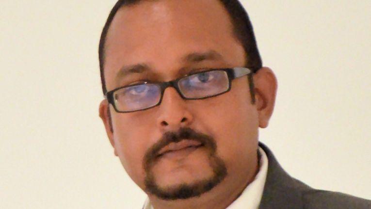 """Ramakrishnan Ramani: """"Ich freue mich, Teil des engagierten Teams von Secude zu werden und die Kommunikationsmaßnahmen zu leiten, um Unternehmen über aktuelle und bevorstehende Bedrohungen zu informieren und ihnen dabei zu helfen Sicherheitslücken zu schließen."""""""