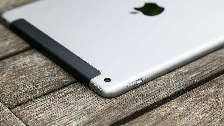Das iPad 2017 im Test