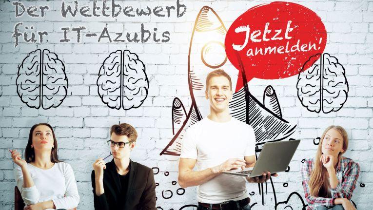 Datanaut ruft einen Wettbewerb für IT-Azubis aus.