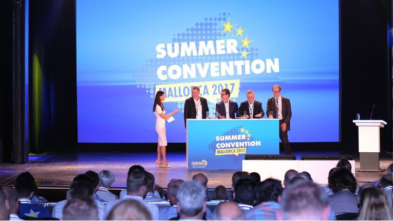 Die Euronics Summer Convention auf Mallorca fand 2017 bereits zum siebten Mal statt