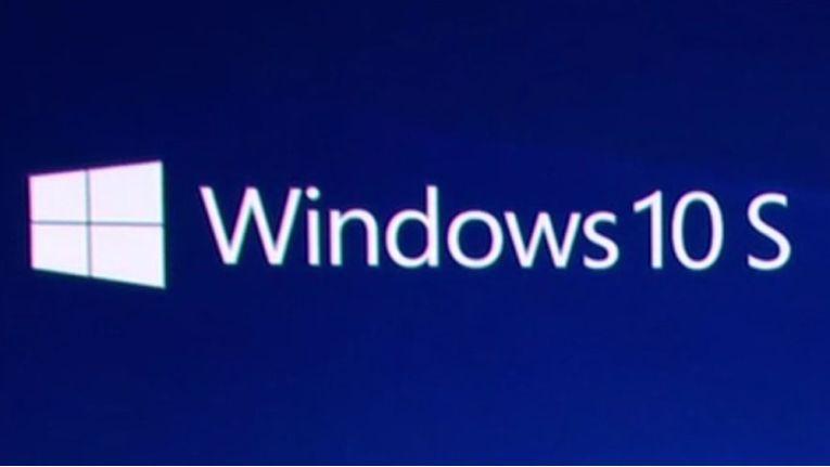 Die Windows-10-Familie hat einen Neuzugang: Windows 10 S.
