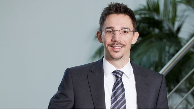 "Alexander Sturm, Leiter Competence Center Business Software bei Konica Minolta IT Solutions: ""B2B-E-Commerce gehört zu den Top-Themen bei unseren Kunden."""