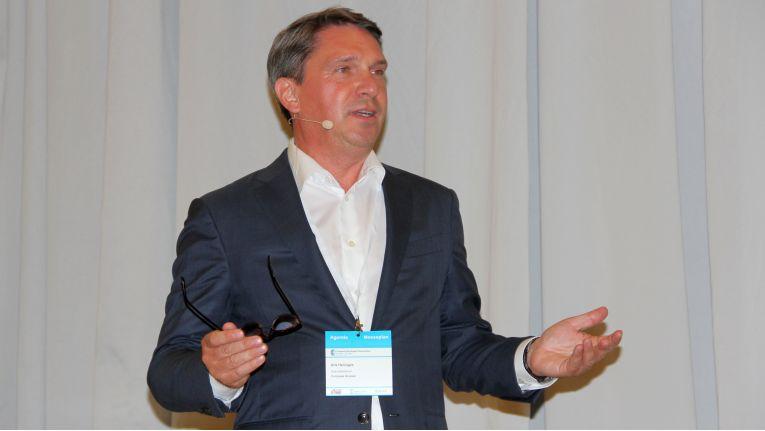 Compass-Geschäftsführer Dirk Henniges wünscht sich noch mehr Engagement seiner Mitglieder bei der gemeinsamen Marke eWLAN.