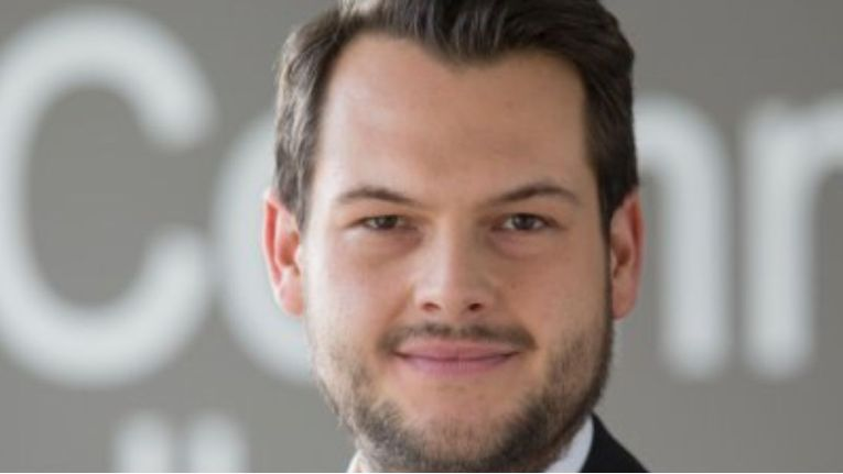 """Sebastian Grassl, Go-to-Market-Lead bei Microsoft Deutschland: """"Die Stimmung bei uns sit euphorisch."""""""