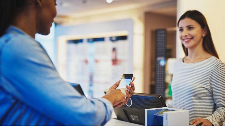 Mobile Payment wird in Deutschland noch recht zögerlich genutzt.