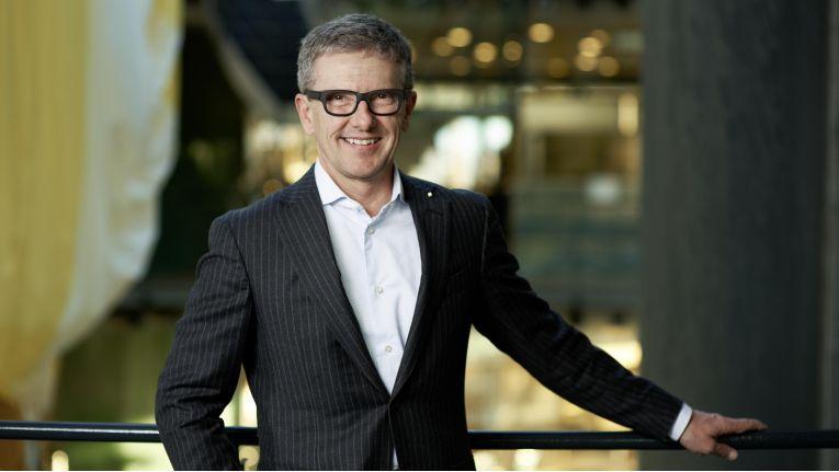 """Datagroup-CEO Max H.-H. Schaber: """"Die Übernahme von ikb Data ist ein für uns Meilenstein""""."""