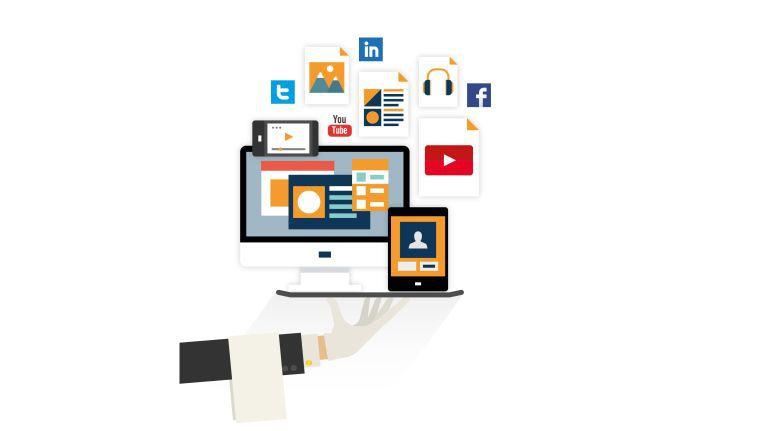Attraktive Inhalte samt der Werkzeuge, um diese bequem über sämtliche Vertriebskanäle zu veröffentlichen, begünstigen die Zusammenarbeit mit dem Vertriebspartner.